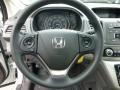 2013 White Diamond Pearl Honda CR-V EX AWD  photo #17