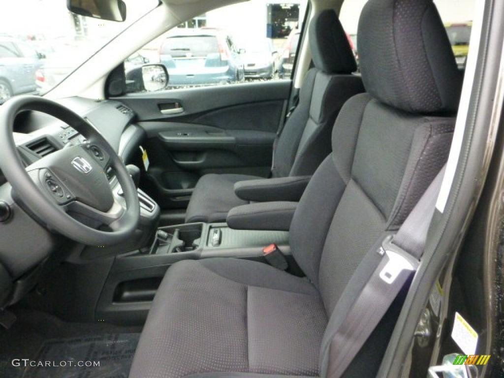Black interior 2013 honda cr v ex awd photo 71593281 for Honda cr v 2013 interior