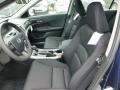 2013 Accord Sport Sedan Black Interior