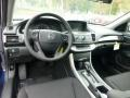 2013 Accord Black Interior