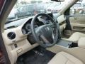 Beige Interior Photo for 2013 Honda Pilot #71594154