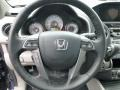Gray Steering Wheel Photo for 2013 Honda Pilot #71594342