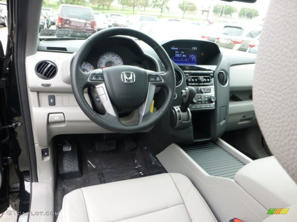 2013 Honda Pilot EX L 4WD Interior Photo #71594481