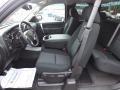 2012 Graystone Metallic Chevrolet Silverado 1500 LT Extended Cab 4x4  photo #13
