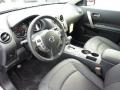 Black 2013 Nissan Rogue Interiors
