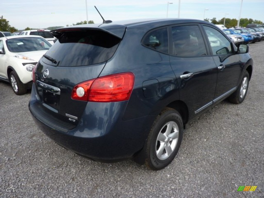 2013 graphite blue nissan rogue s special edition awd 71531997 photo 6 car. Black Bedroom Furniture Sets. Home Design Ideas