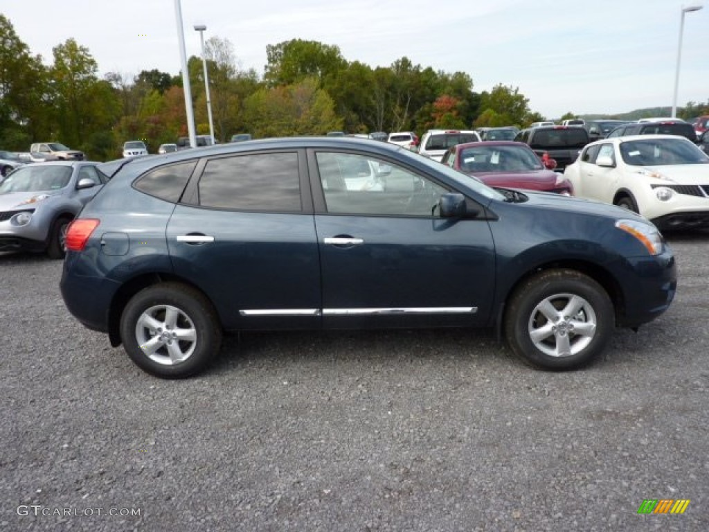 2013 graphite blue nissan rogue s special edition awd 71531997 2013 rogue s special edition awd graphite blue black photo 7 vanachro Image collections
