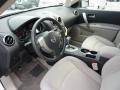 Gray 2013 Nissan Rogue Interiors