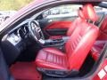 Red Leather Interior Photo for 2005 Ford Mustang #71606751