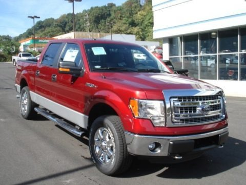 2013 ford f150 xlt supercrew 4x4 data info and specs. Black Bedroom Furniture Sets. Home Design Ideas