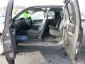 2011 Mocha Steel Metallic Chevrolet Silverado 1500 LT Extended Cab 4x4  photo #16
