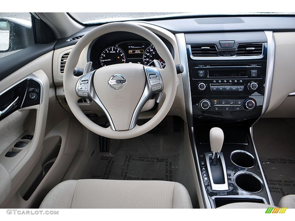 2013 Nissan Altima 3 5 S Beige Dashboard Photo 71634519 Gtcarlot Com