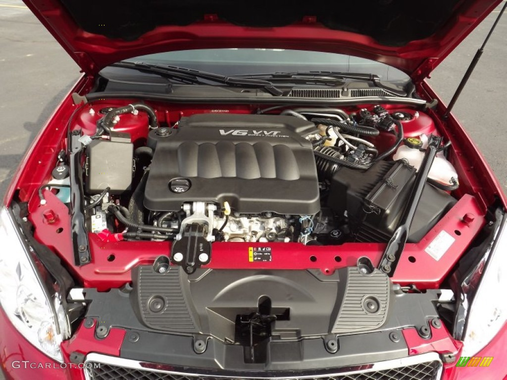 2013 chevrolet impala ltz 3 6 liter sidi dohc 24 valve vvt v6 engine photo 71635288. Black Bedroom Furniture Sets. Home Design Ideas