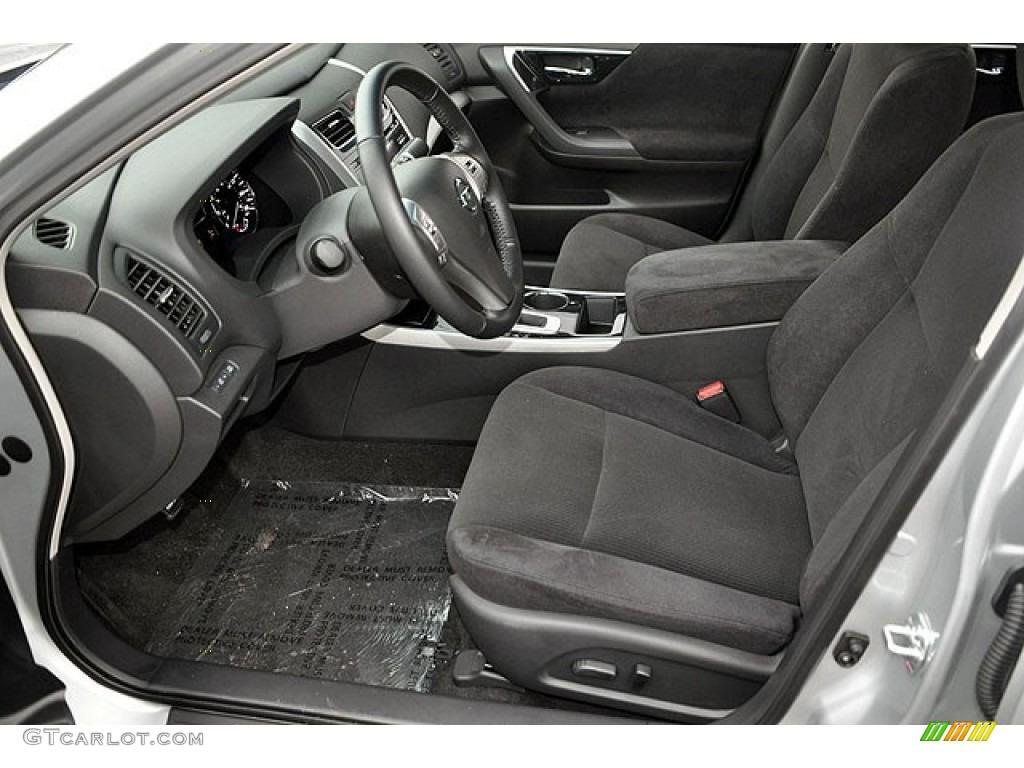 Charcoal Interior 2013 Nissan Altima 2.5 SV Photo #71635574