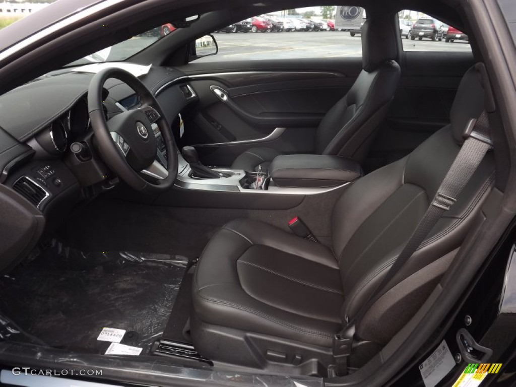 2013 Cadillac Cts Coupe Interior Photo 71635741 Gtcarlot Com