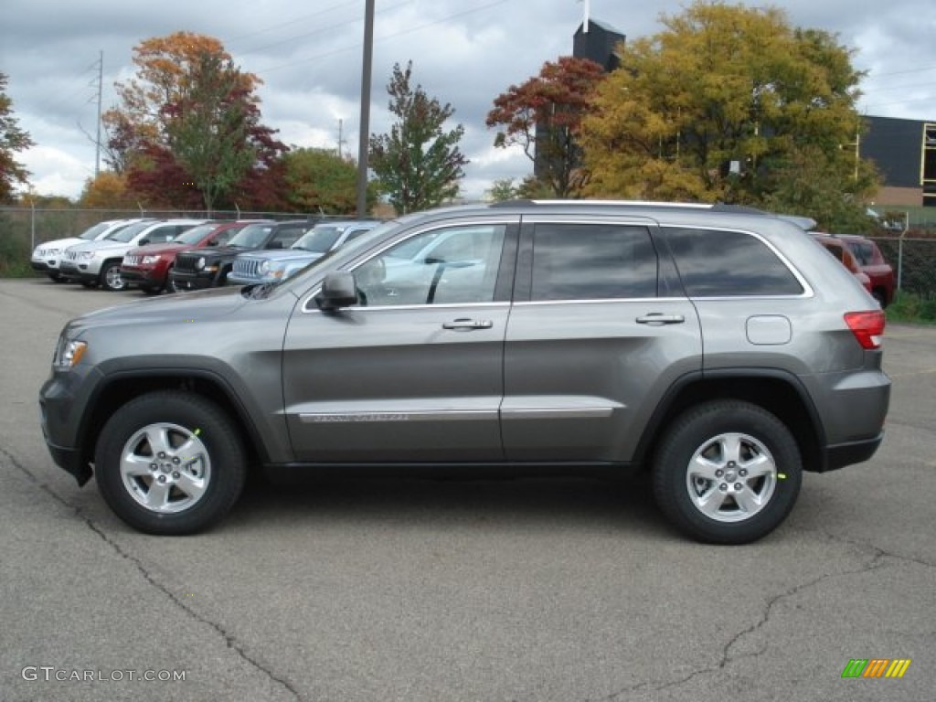 Mineral Gray Metallic 2013 Jeep Grand Cherokee Laredo 4x4 ...