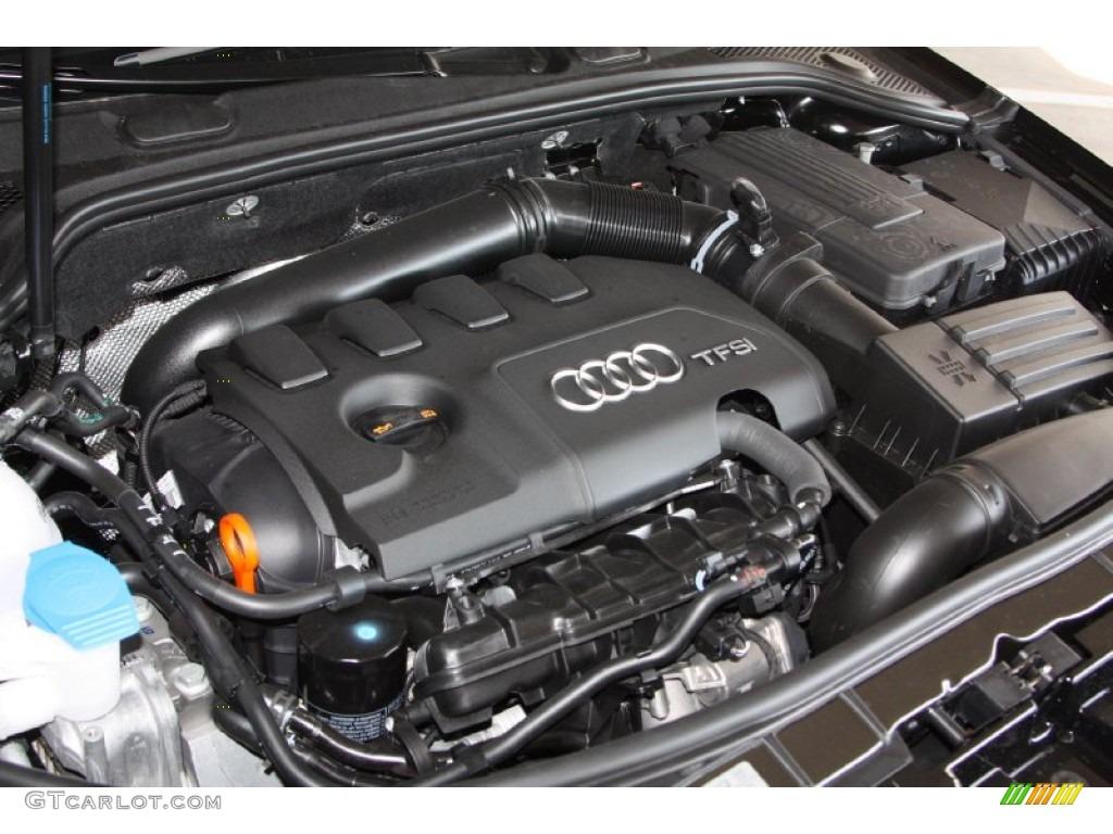2013 audi a3 2 0 tfsi 2 0 liter fsi turbocharged dohc 16 valve vvt 4 cylinder engine photo. Black Bedroom Furniture Sets. Home Design Ideas