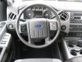 2012 Sterling Grey Metallic Ford F250 Super Duty XLT Crew Cab 4x4  photo #19