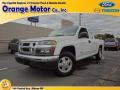Arctic White 2008 Isuzu i-Series Truck i-290 S Extended Cab