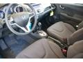Gray Prime Interior Photo for 2013 Honda Fit #71663122