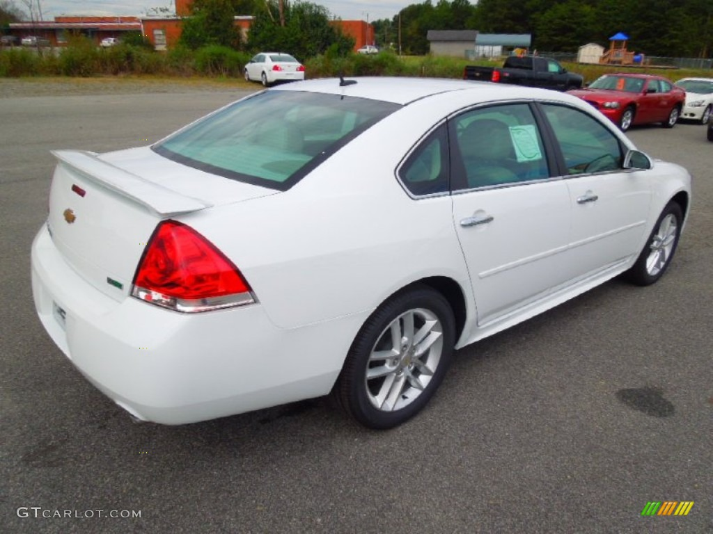 summit white 2013 chevrolet impala ltz exterior photo. Cars Review. Best American Auto & Cars Review