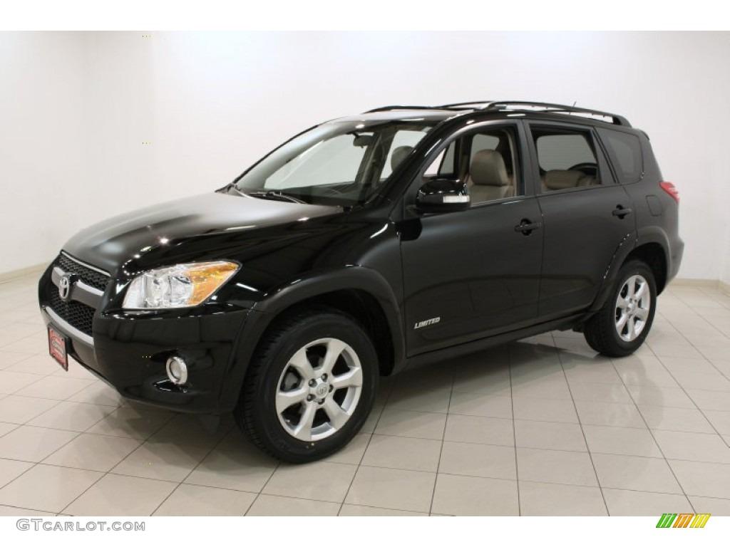 Black  Toyota Ravwd Exterior Photo