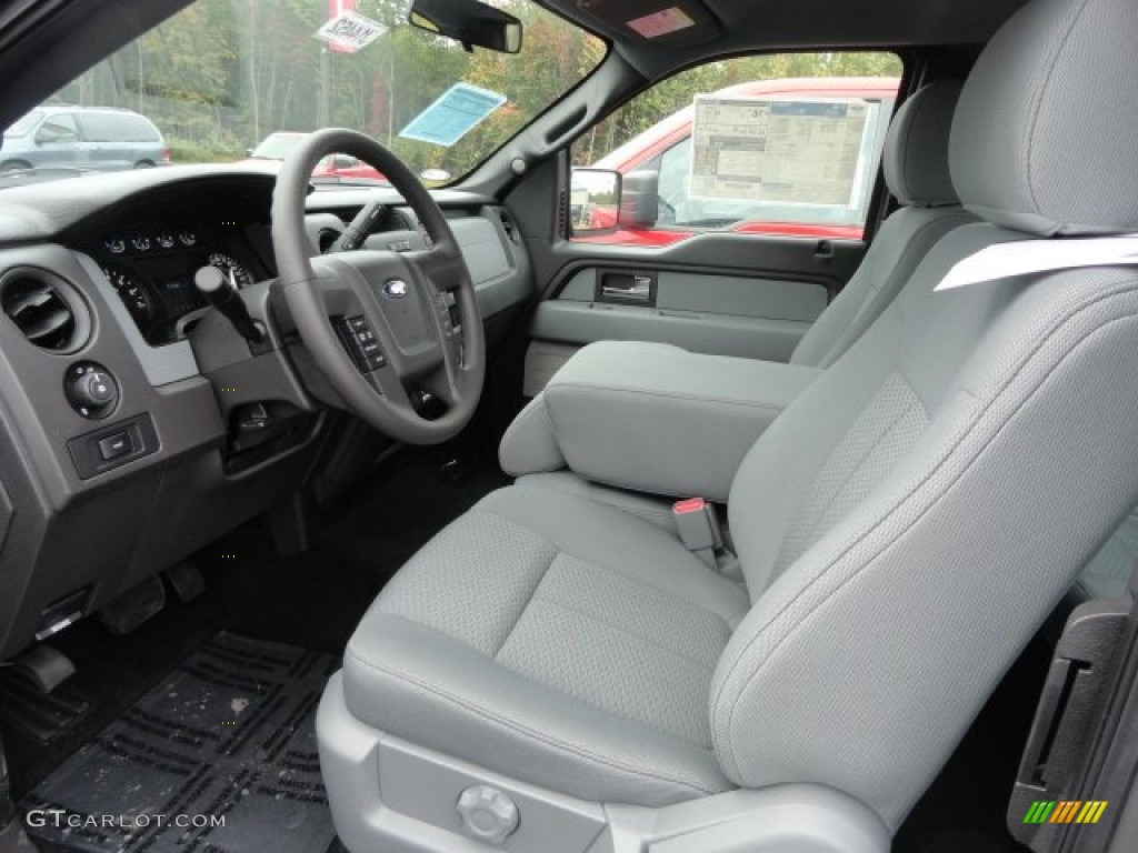 2013 ford f150 xlt supercab 4x4 interior photo 71682058. Black Bedroom Furniture Sets. Home Design Ideas