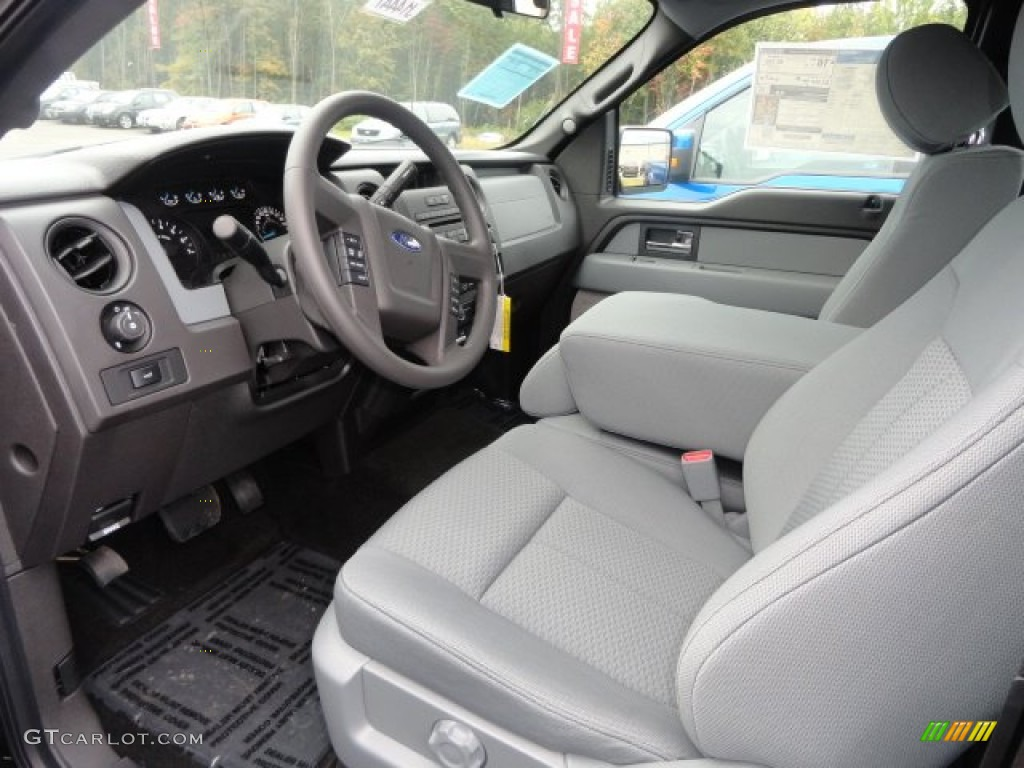2013 ford f150 stx supercab 4x4 interior photo 71682226. Black Bedroom Furniture Sets. Home Design Ideas