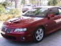 Spice Red Metallic - GTO Coupe Photo No. 1