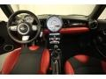 Black/Rooster Red Dashboard Photo for 2009 Mini Cooper #71690656