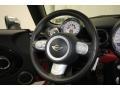 Black/Rooster Red Steering Wheel Photo for 2009 Mini Cooper #71690860