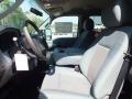 2012 Ingot Silver Metallic Ford F250 Super Duty XLT Crew Cab 4x4  photo #3