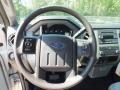 2012 Ingot Silver Metallic Ford F250 Super Duty XLT Crew Cab 4x4  photo #14