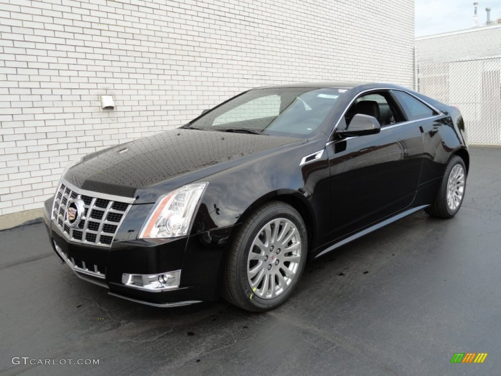 Black Raven 2013 Cadillac CTS Coupe Exterior Photo #71703776 ...