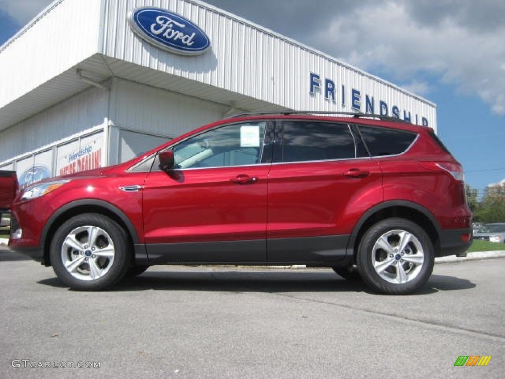 2013 ruby red metallic ford escape se 1 6l ecoboost 71687861 gtcarlot com car color galleries