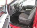 2012 Vermillion Red Ford F250 Super Duty XLT Crew Cab 4x4  photo #13