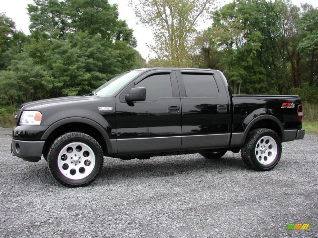 ford f 150 fx4 2006