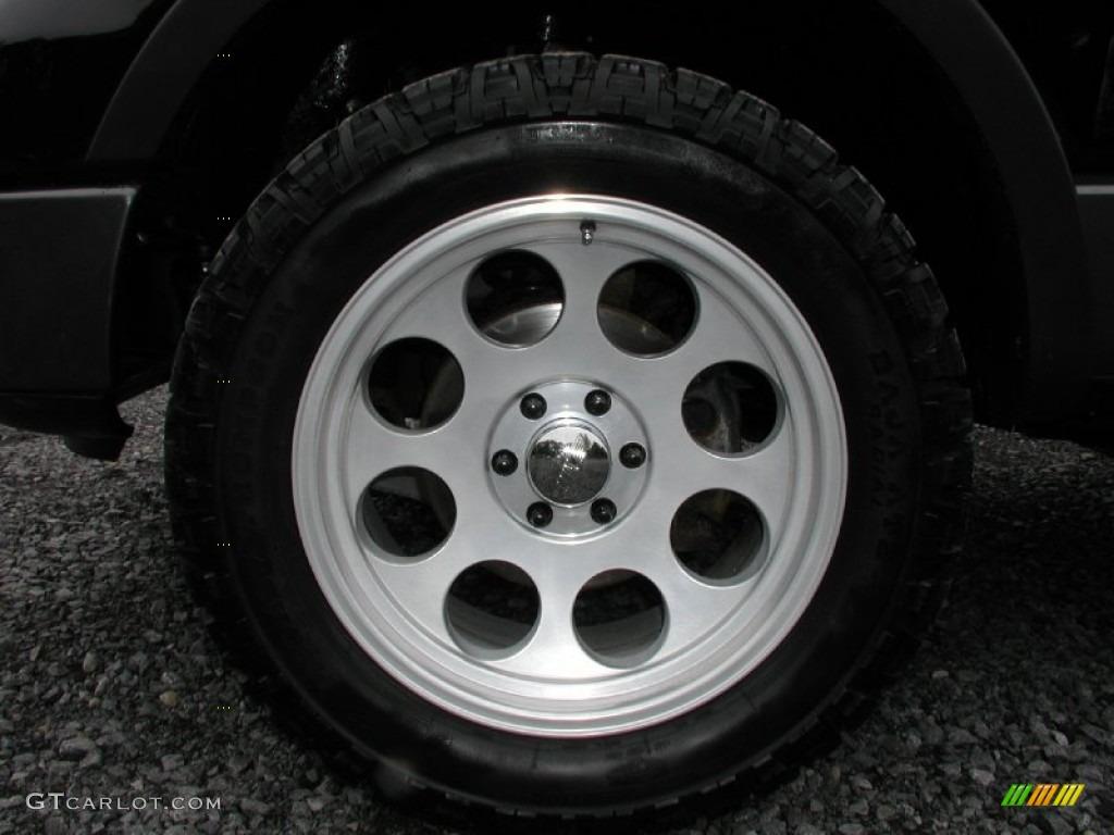 2006 Ford F150 FX4 SuperCrew 4x4 Custom Wheels Photos ...