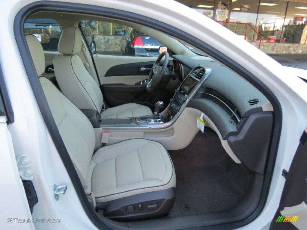 Cocoa Light Neutral Interior 2013 Chevrolet Malibu Ltz Photo 71709831