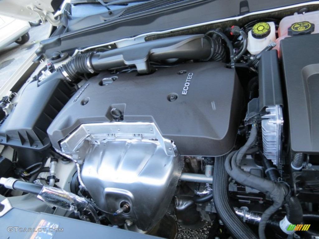 2013 Chevrolet Malibu LTZ 2.5 Liter Ecotec DI DOHC 16 ...