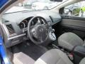 2010 Nissan Sentra Charcoal Interior Interior Photo