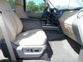 2012 Autumn Red Metallic Ford F250 Super Duty Lariat Crew Cab 4x4  photo #40