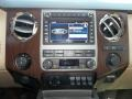 2012 Autumn Red Metallic Ford F250 Super Duty Lariat Crew Cab 4x4  photo #50