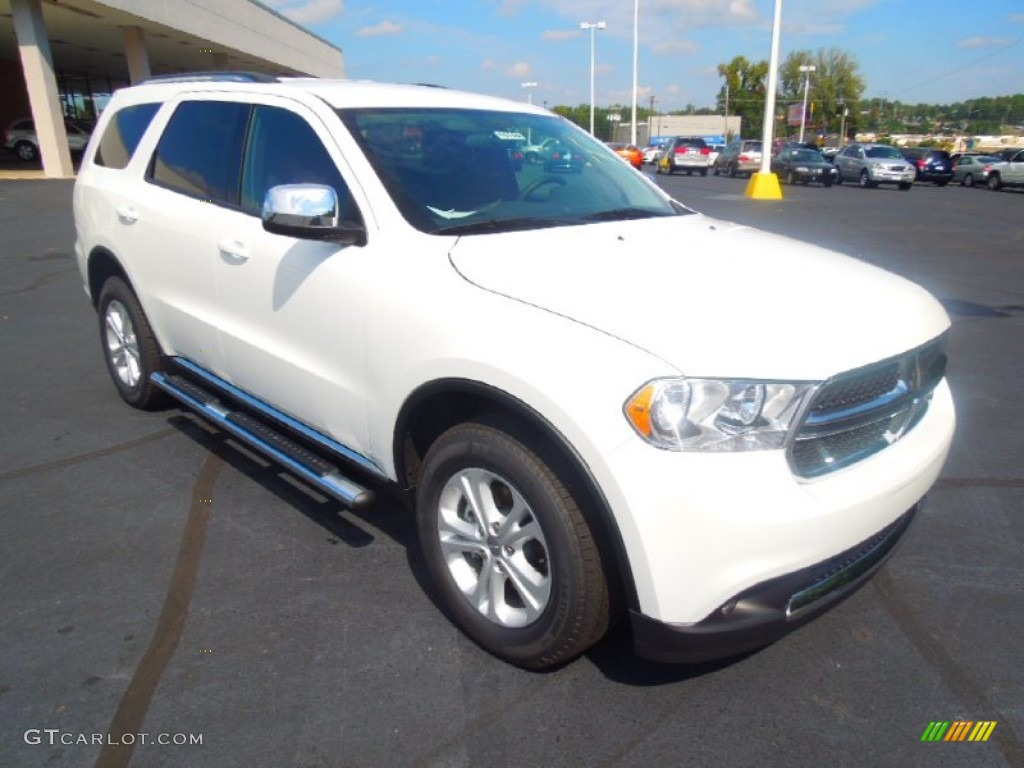 bright white 2013 dodge durango sxt exterior photo. Black Bedroom Furniture Sets. Home Design Ideas