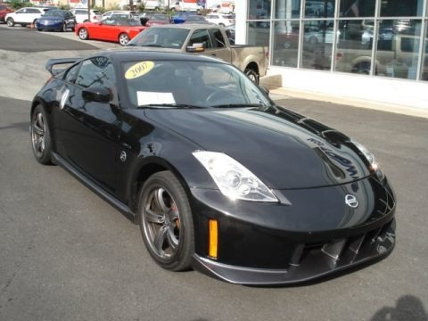 2007 Nissan 350Z NISMO Coupe Data, Info and Specs | GTCarLot.com