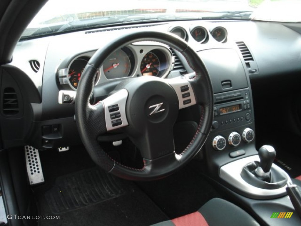 Image gallery 2007 350z interior for Interieur 350z