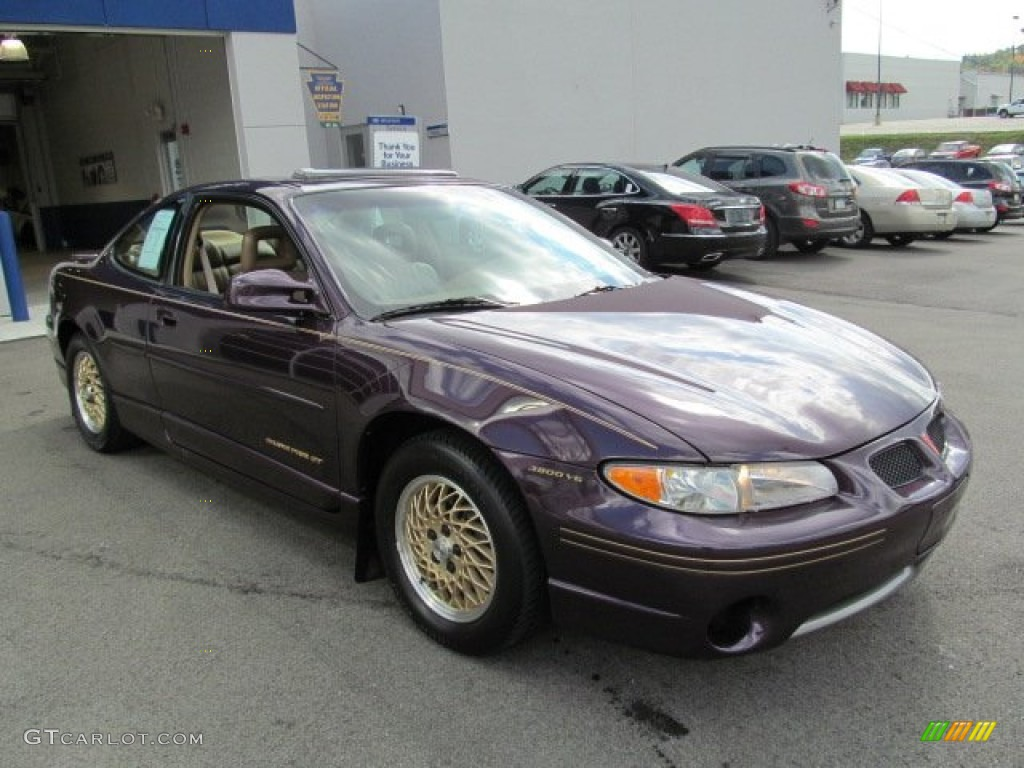 medium purple metallic 1998 pontiac grand prix gt coupe exterior photo 71734400. Black Bedroom Furniture Sets. Home Design Ideas