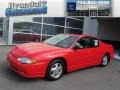 2001 Torch Red Chevrolet Monte Carlo SS #71687722