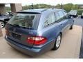 Platinum Blue Metallic - E 320 Wagon Photo No. 8