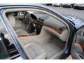 2005 E 320 Wagon Ash Interior